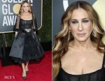 Sarah Jessica Parker In Dolce & Gabbana - 2018 Golden Globe Awards