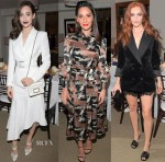 Stuart Weitzman Celebrate the Opening of Beverly Hills Boutique