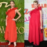 Who Wore It Better?Katy Perry Vs Annabelle Wallis