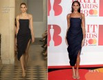Alesha Dixon In Jacquemus - The BRIT Awards 2018