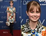 Angourie Rice In Dolce & Gabbana - 'Every Day' New York Screening