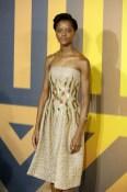 Letitia Wright In Rami Al Ali - 'Black Panther' London Premiere