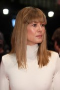 Rosamund Pike In Givenchy Couture - '7 Days in Entebbe' Berlinale International Film Festival Premiere