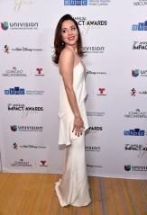 Aubrey Plaza In Cushnie et Ochs - 21st Annual NHMC Impact Awards Gala
