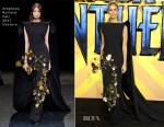 Leona Lewis In Stéphane Rolland Couture - 'Black Panther' London Premiere