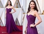 Ashley Judd In Badgley Mischka Couture - 2018 Oscars
