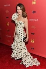 Keri Russell In Johanna Ortiz - 'The Americans' Season 6 Premiere