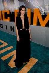 Adria Arjona In Valentino - 'Pacific Rim Uprising' LA Premiere