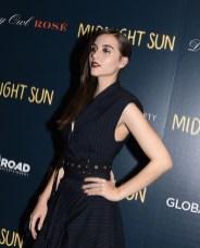 Quinn Shephard In 3.1 Phillip Lim - 'Midnight Sun' New York Screening