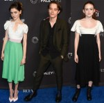 PaleyFest Los Angeles 2018: 'Stranger Things' Red Carpet Roundup