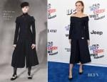 Zoey Deutch In Christian Dior - 2018 Film Independent Spirit Awards