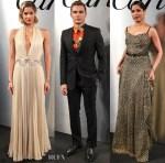 'Bold & Fearless' Santos de Cartier Watch Launch Red Carpet Roundup