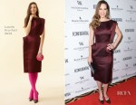 Hilary Swank In Lanvin - Los Angeles Confidential Party