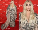 Kesha In MIKAEL D - 2018 Time 100 Gala