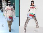 Rihanna In Gucci - Coachella 2018