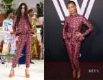 Thandie Newton In Osman - 'Westworld' Season 2 LA Premiere