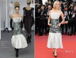 Chloe Sevigny In Chanel Couture - 'Everybody Knows' Cannes Film Festival Screening