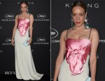 Chloe Sevigny In Gucci - Kering x Cannes Dinner