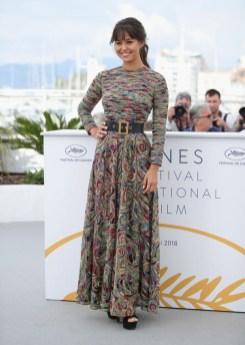 Maria Thelma Smaradottir in Christian Dior