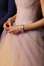 Sofia Boutella In Vera Wang Bridal