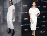 Hayley Atwell  In Sally LaPointe - 'Howards End' FYC Event