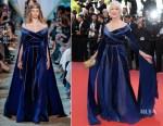 Helen Mirren In Elie Saab Haute Couture - 'Girls Of The Sun (Les Filles Du Soleil)' Cannes Film Festival Premiere