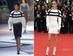 Jennifer Connelly In Louis Vuitton - 'Solo: A Star Wars Story' Cannes Film Festival Premiere
