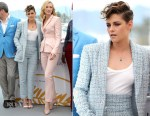 Kristen Stewart In Chanel - 2018 Cannes Film Festival Jury Photocall