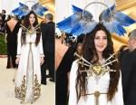 Lana del Rey In Gucci - 2018 Met Gala