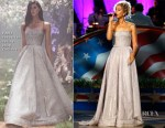 Leona Lewis In Paolo Sebastian Couture - 2018 National Memorial Day Concert