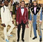 2018 Met Gala Menswear Roundup