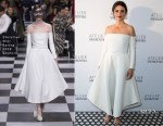 Penelope Cruz In Christian Dior Couture - Atelier Swarovski Fine Jewelry Collection Preview