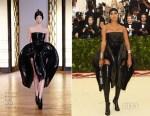 Solange Knowles In Iris van Herpen Couture - 2018 Met Gala