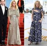 Vanessa Paradis In Chanel - 'Knife + Heart (Un Couteau Dans Le Coeur)' Cannes Film Festival Premiere & Photocall