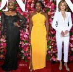 2018 Tony Awards Red Carpet Roundup