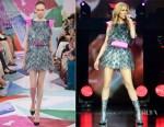 Celine Dion In Schiaparelli Haute Couture - Celine Dion Live 2018