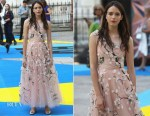 Stacy Martin In Christian Dior Haute Couture - Royal Academy Of Arts Summer Exhibition Preview