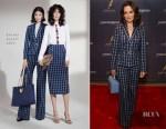 Tina Fey In Escada - 2018 Drama Desk Awards