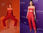 Alessandra Ambrosio In Rasario - Lascana Berlin Fashion Week Show