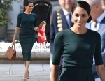 Meghan, Duchess of Sussex In Givenchy - Ireland Visit