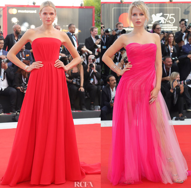 'First Man' Venice Film Festival Premiere & Opening Ceremony