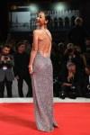 Cara Santana In Giorgio Armani - 'The Favourite' Venice Film Festival Premiere