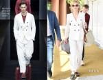 Cate Blanchett In Giorgio Armani - 2018 Venice Film Festival
