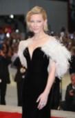 Cate Blanchett In Armani Privé - 'A Star Is Born' Venice Film Festival Premiere