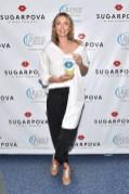 Maria Sharapova In Joshua Millard - Sugarpova Promotion