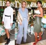 Tiffany & Co. Paper Flowers Melbourne Launch