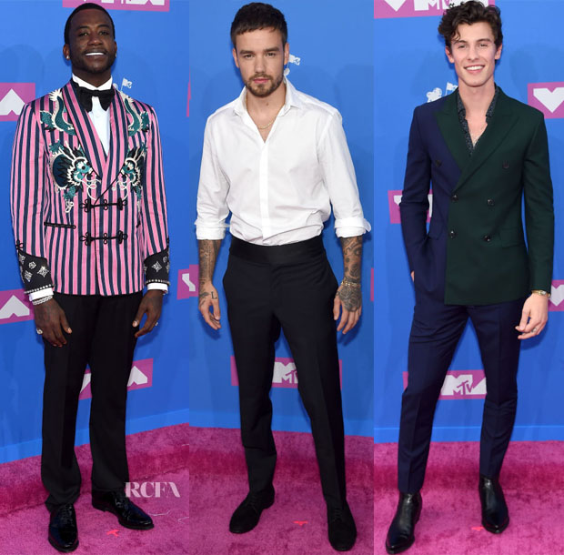 2018 MTV VMAs Menswear Red Carpet Roundup