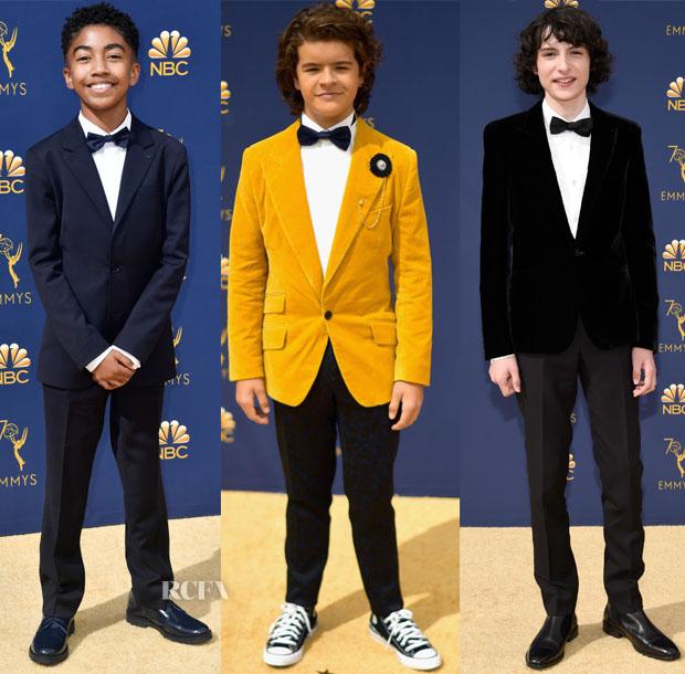 2018 Emmy Awards Menswear Roundup 2