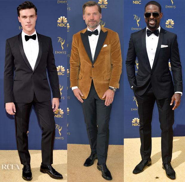 2018 Emmy Awards Menswear Roundup 6