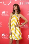 Berenice Bejo In Miu Miu - 'La Quietud (The Quietitude)' Venice Film Festival Photocall & Premiere